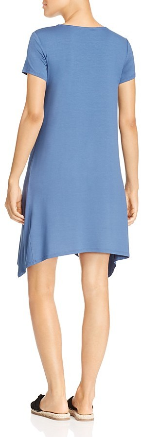 Eileen Fisher Handkerchief Hem Dress 2