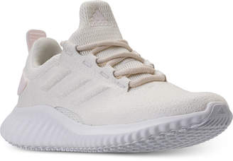 adidas Big Girls' AlphaBounce Cr Running Sneakers from Finish Line