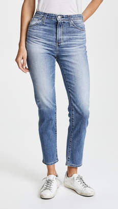 AG Jeans Phoebe High Rise Jeans