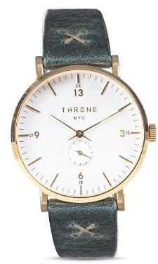 Throne Gold 1.0 Caroline Italian Band Watch, 36mm