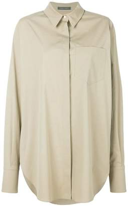 Alberta Ferretti loose fit shirt