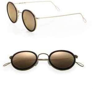 Kyme Matti 46MM Oval Sunglasses