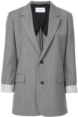 ASTRAET oversized blazer