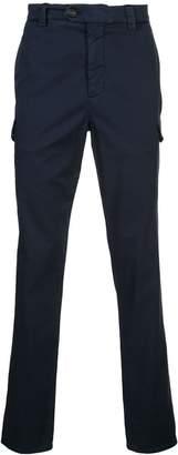Brunello Cucinelli slim cargo trousers