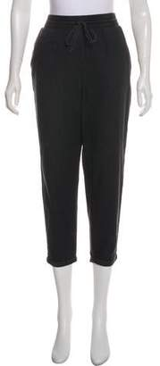 Current/Elliott The Drawstring Lounge High-Rise Pants