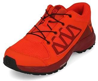 Salomon Unisex Kids' Xa Elevate J Trail Running Shoes