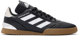 Gosha Rubchinskiy Black adidas Originals Edition GR Copa WC Super Sneakers