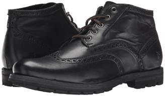 Frye Phillip Lug Wingtip Chukka Men's Lace Up Wing Tip Shoes