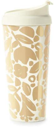 Kate Spade Thermal Golden Floral Mug