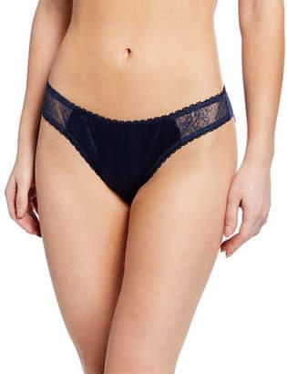 Stella McCartney Gigi Giggling Lace-Back Bikini Briefs