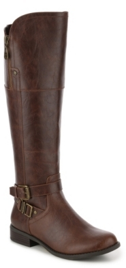 G by GUESS Heylow Riding Boot $99 thestylecure.com
