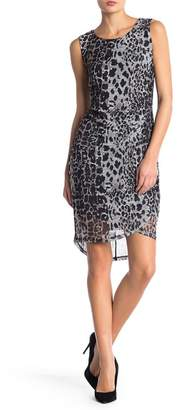 Love Scarlett Animal Patterned Tank Dress
