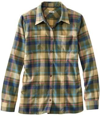 a4258c7b355f6 L.L. Bean L.L.Bean Freeport Flannel Shirt