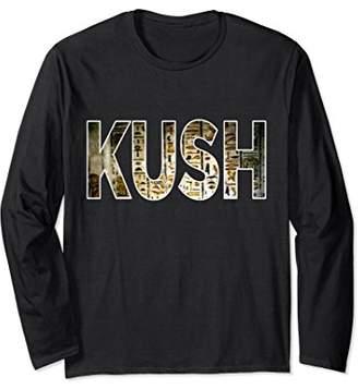 Kush Ancient Egyptian Mythology Kemetic Long Sleeve Shirt