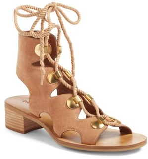 Women's See By Chloe Edna Gladiator Sandal $266.25 thestylecure.com