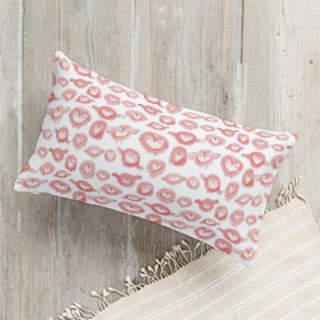 Owl Party Lumbar Pillow