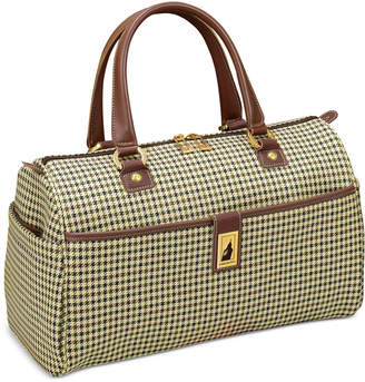 "London Fog Oxford Hyperlight 16"" Classic Satchel"