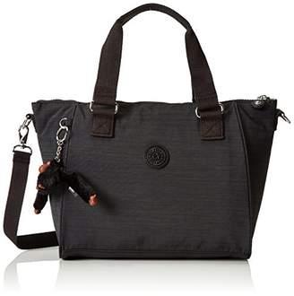 Kipling Amiel, Women's Bag, Schwarz (Dazz Black)