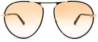 Stella McCartney Bar Aviator