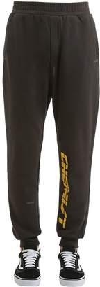 Slim Fit Chemist Cotton Sweatpants