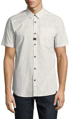 O'Neill Livingston Short-Sleeve Cotton Sport Shirt