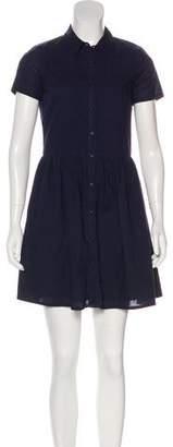 Chinti and Parker Short Sleeve Mini Dress