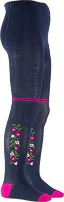 Playshoes Girl's Sweety Hearts, Oekotex-100 Standards Tights,(Size:86/92)
