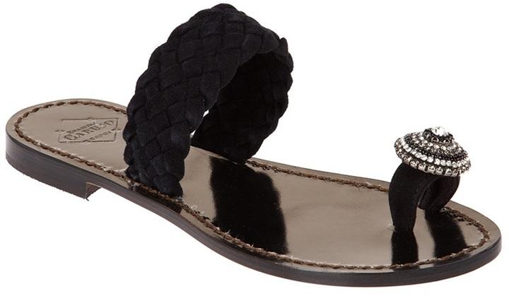 Caruso Embellished sandals