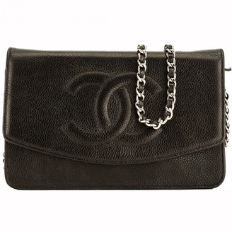 Chanel Wallet on Chain Other Leather Handbags