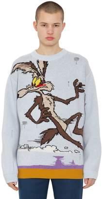 Calvin Klein Looney Tunes Wool Sweater
