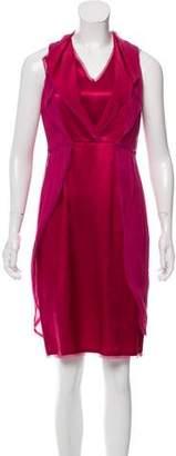 Fendi Silk Knee-Length Dress