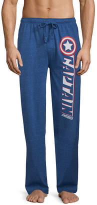 DC COMICS Captain America Knit Pajama Pants