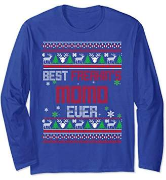 Best Freakin's Momo Ever Ugly Christmas Sweater Gift