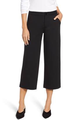 Jag Jeans Blair Crop Wide Leg Ponte Pants