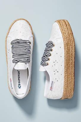 Superga Platform Espadrille Sneakers