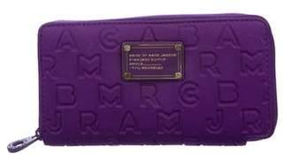Marc by Marc Jacobs Neoprene Monogram Wallet