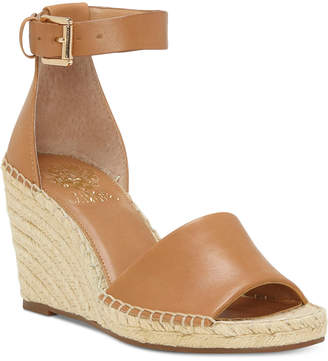 Vince Camuto Leera Espadrille Wedge Sandals Women's Shoes