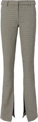 A.L.C. Javier Plaid Trousers
