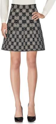 Alaia Knee length skirts - Item 35376444