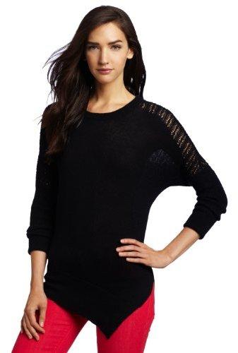 LAmade Women's Long Sleeve Asymmetric Top
