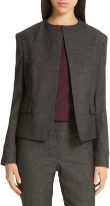 BOSS Jikasana Static Wool Suit Jacket