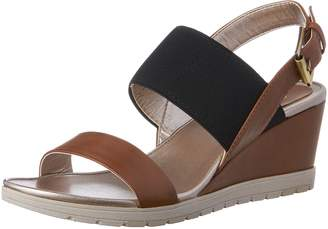 Easy Spirit Women's hagano3 Wedge Sandal