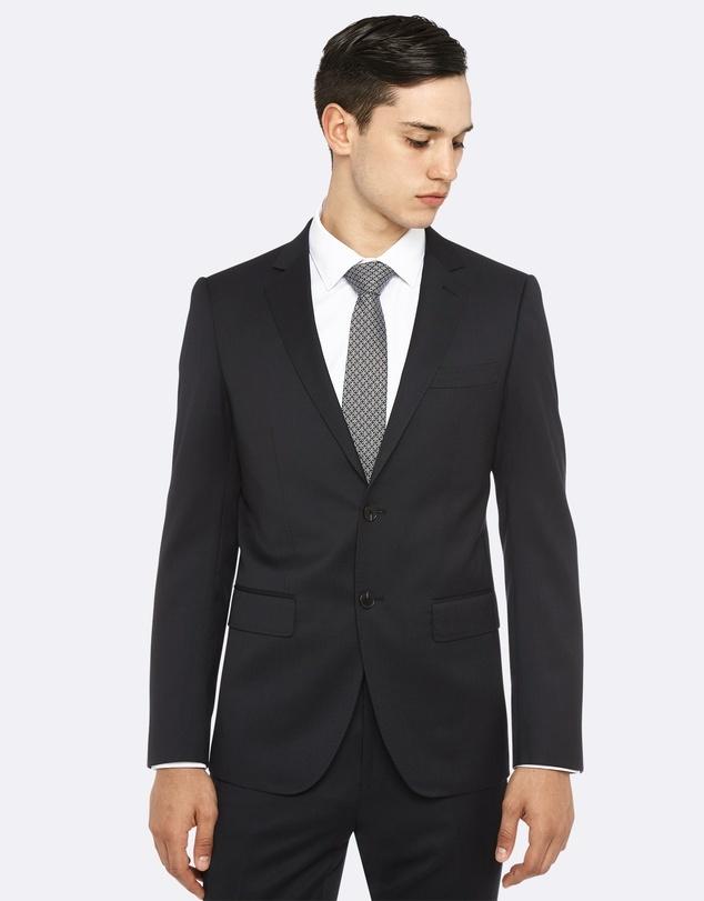 Oxford Auden Wool Suit Jacket