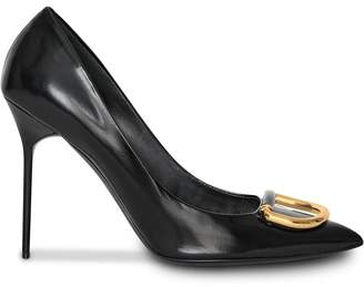 a97445fb8 Burberry The Patent Leather D-ring Stiletto