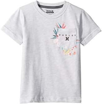 Hurley Overgrown Pocket Tee Boy's T Shirt