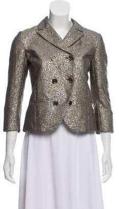 Diane von Furstenberg Little M Tweed Blazer w/ Tags
