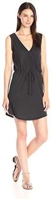 Alternative Women's Eco Jersey Waist Tie Mini Dress $20.40 thestylecure.com