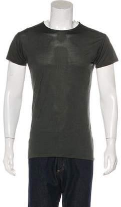 Armani Collezioni Crew Neck T-Shirt