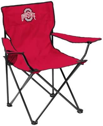 NCAA Kohl's Logo Brand Ohio State Buckeyes Portable Folding Chair