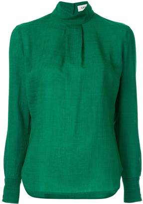 Cefinn high neck blouse